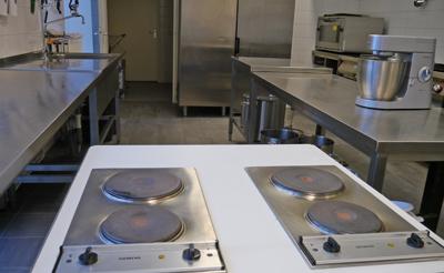 Dorpshuis Rheden keuken